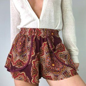 Band of Gypsies Morocan Shorts